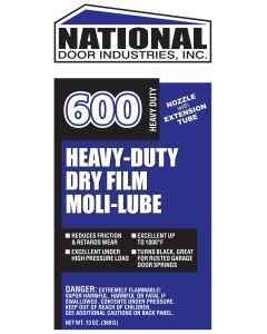 #600 National Moli-Lube 13oz  Aerosol (Blue)